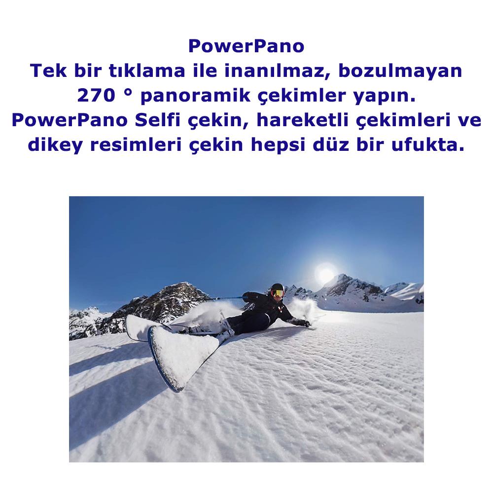 GoPro max powerpano