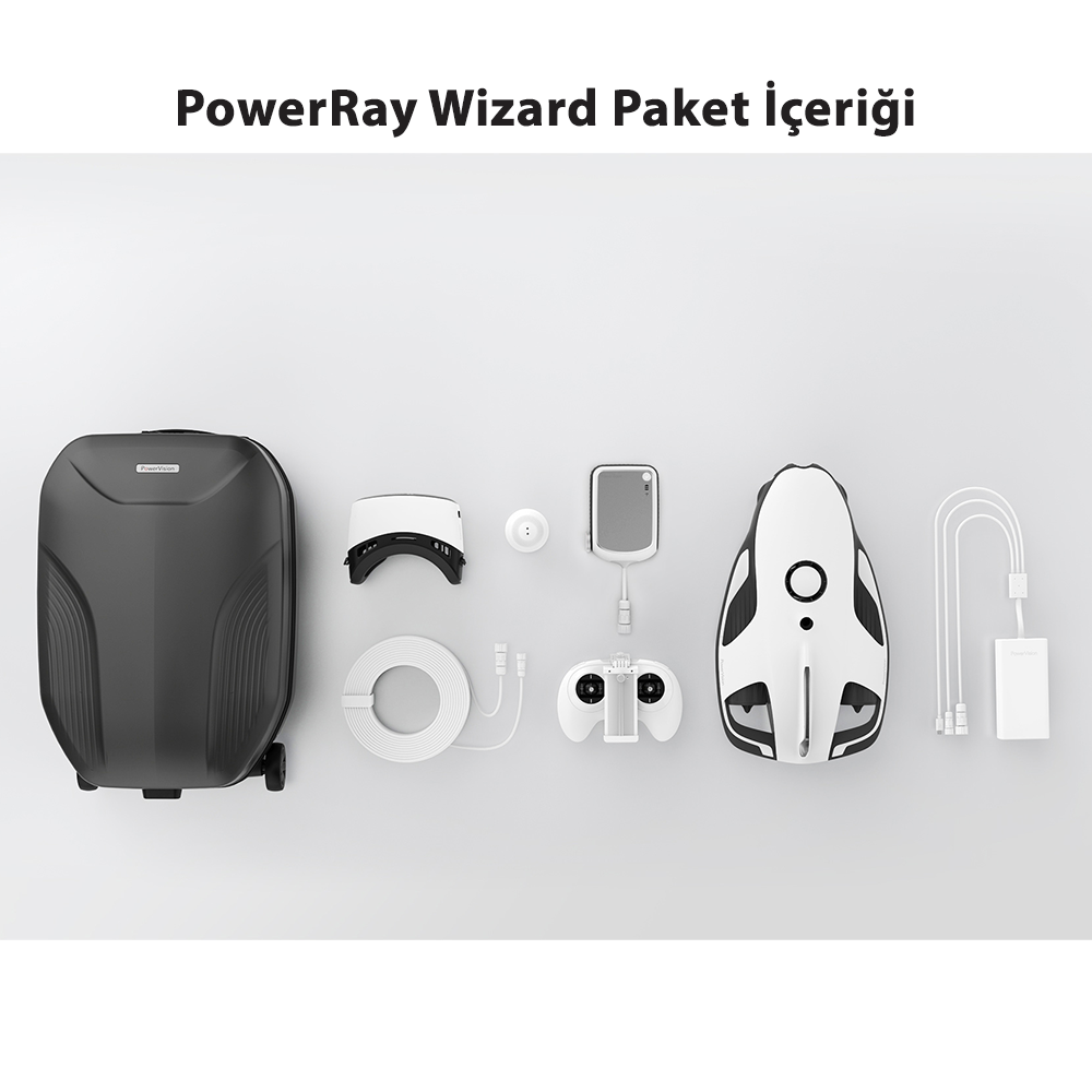powerRay Wizard