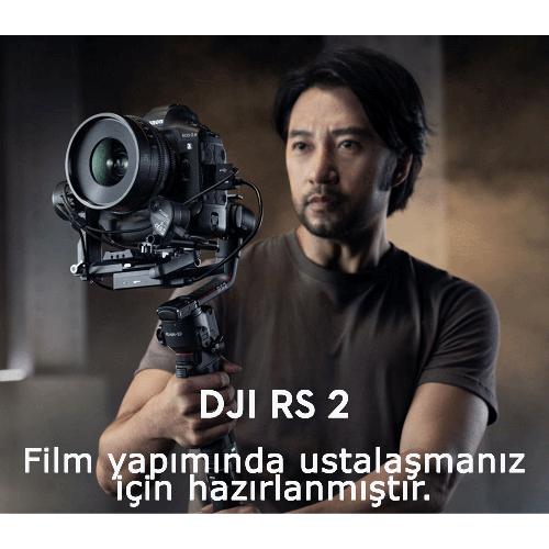 DJI Ronin S 2