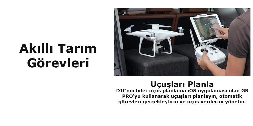 tarım için drone - P4 Multispectral